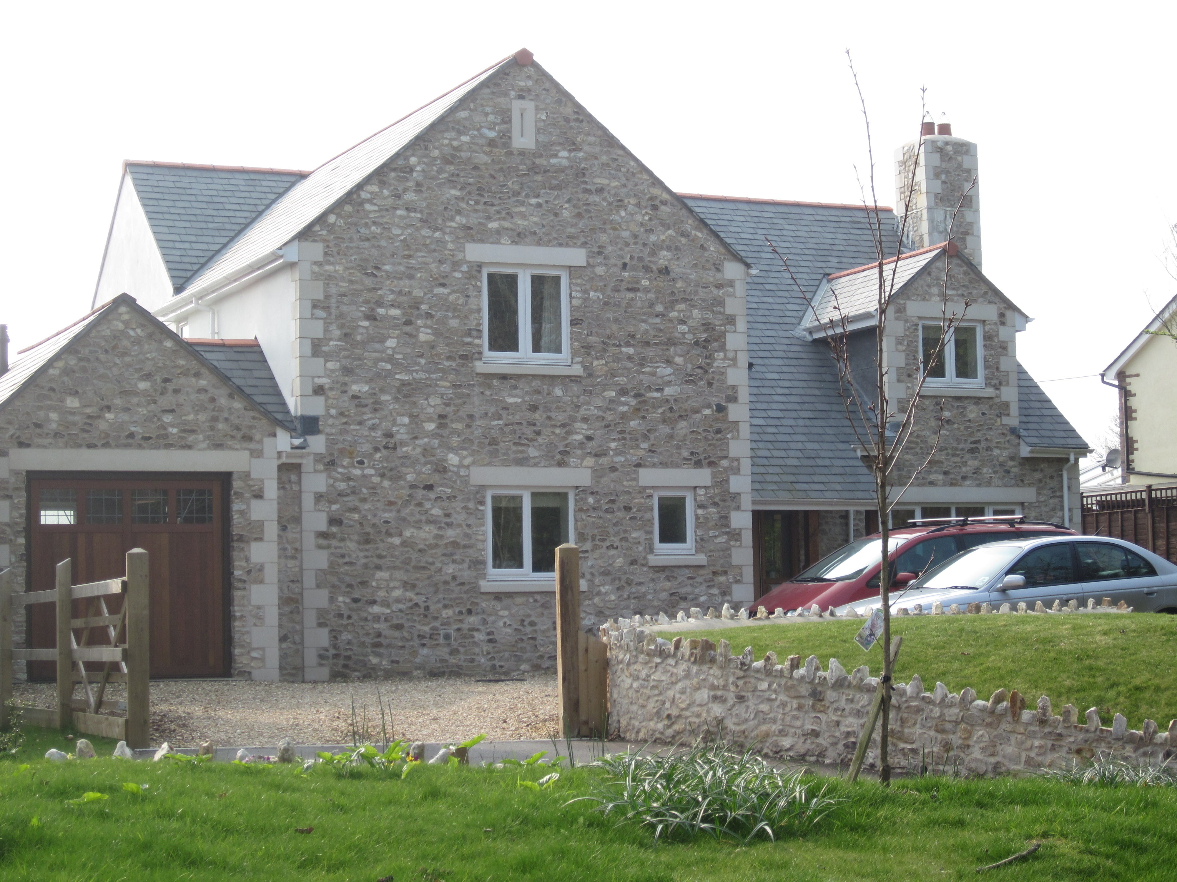 Broadhayes stone for Stone faced houses